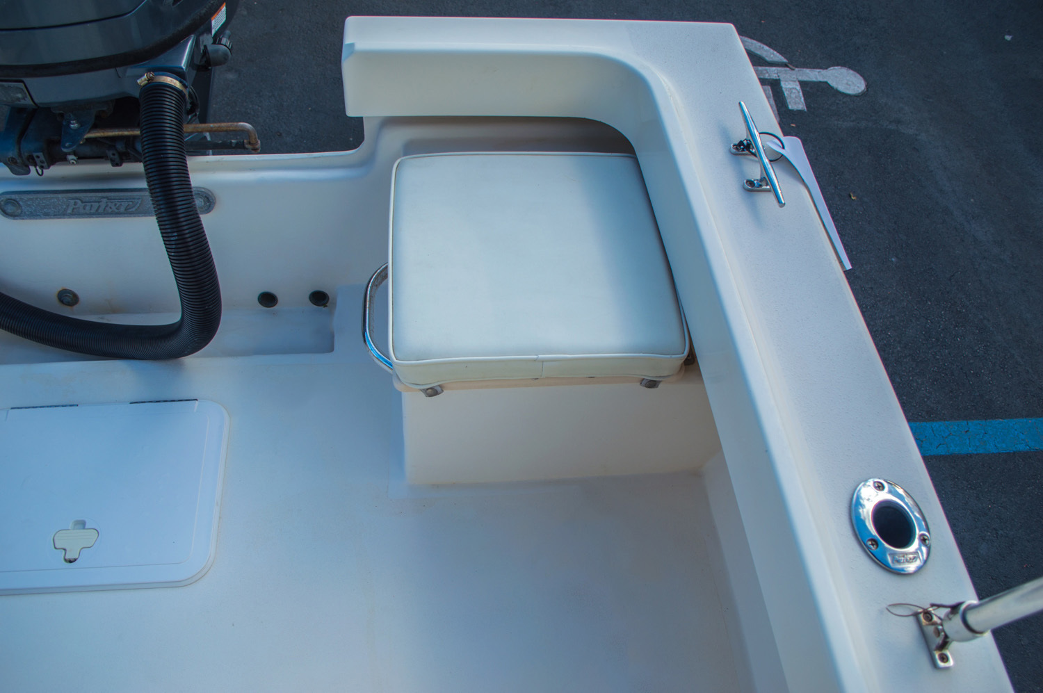 Thumbnail 23 for Used 2008 PARKER 1801 Center Console boat for sale in West Palm Beach, FL