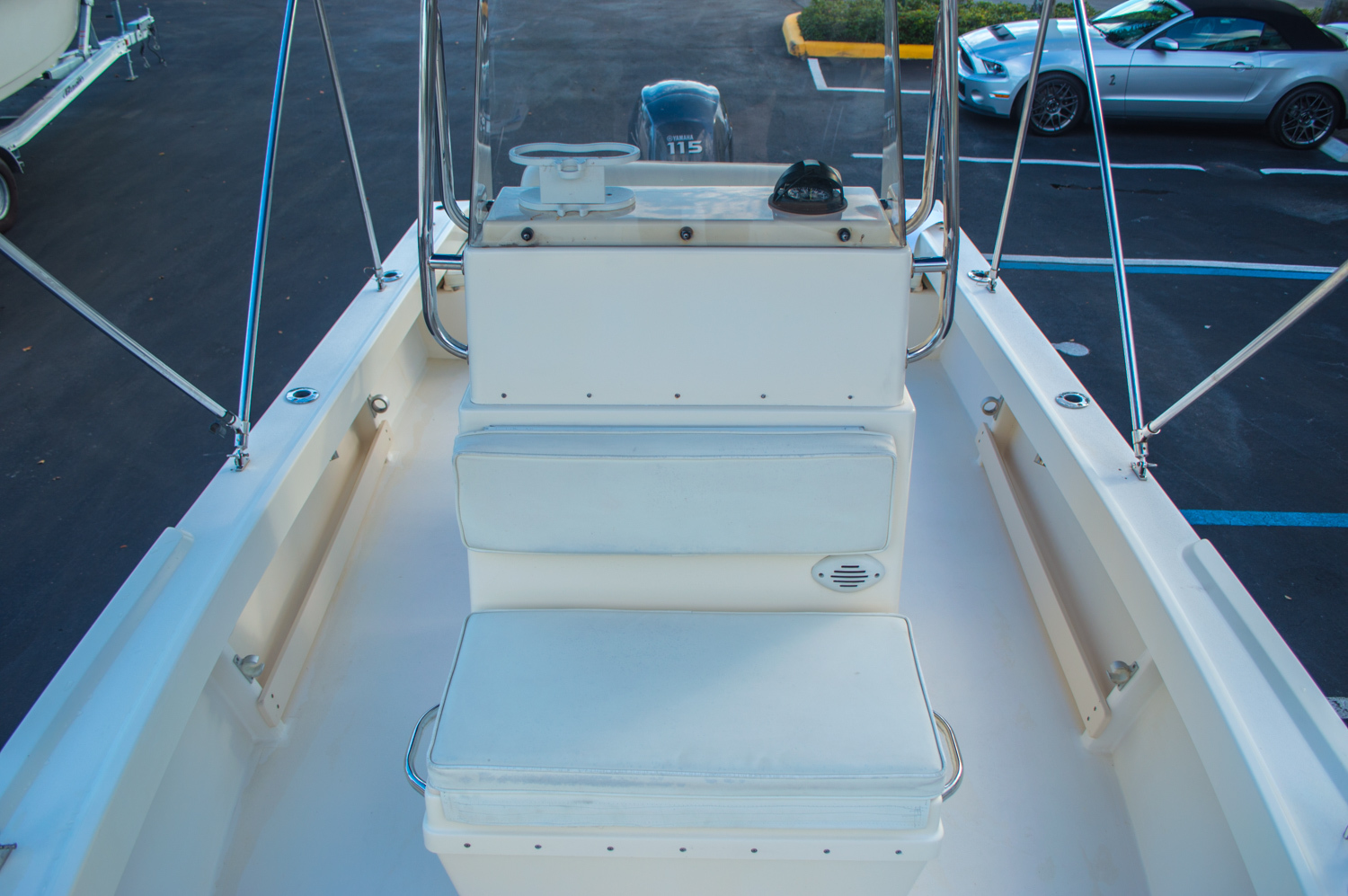 Thumbnail 51 for Used 2008 PARKER 1801 Center Console boat for sale in West Palm Beach, FL