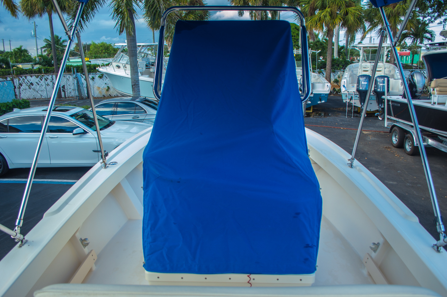 Thumbnail 53 for Used 2008 PARKER 1801 Center Console boat for sale in West Palm Beach, FL