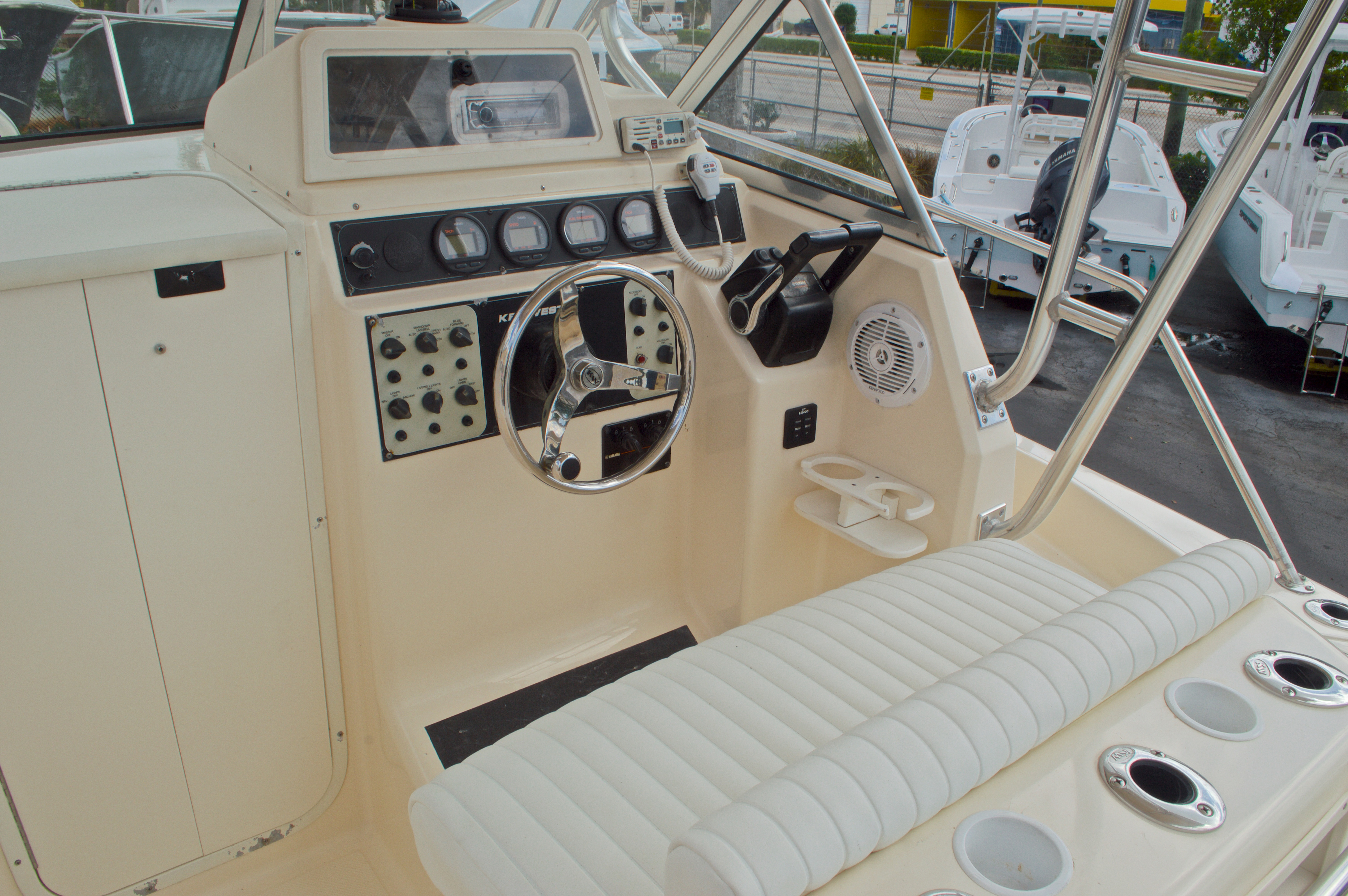Thumbnail 28 for Used 2005 Key West 2300 WA Walkaround boat for sale in West Palm Beach, FL