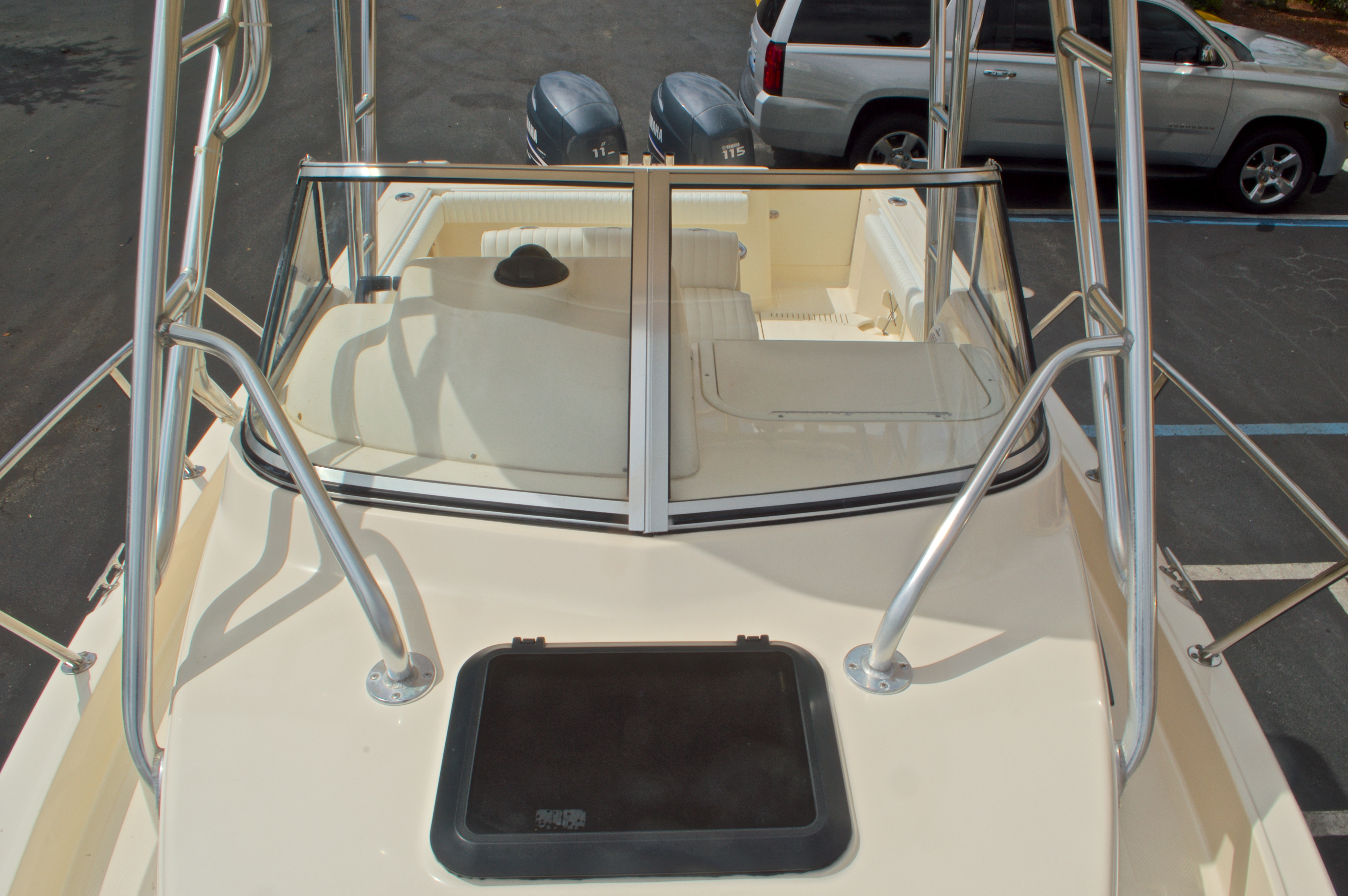 Thumbnail 43 for Used 2005 Key West 2300 WA Walkaround boat for sale in West Palm Beach, FL