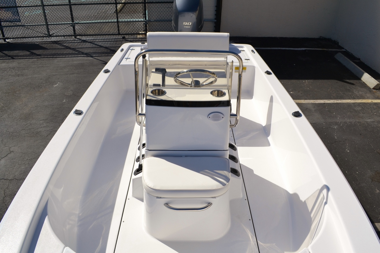 Thumbnail 12 for New 2016 Sportsman 18 Island Bay boat for sale in Vero Beach, FL