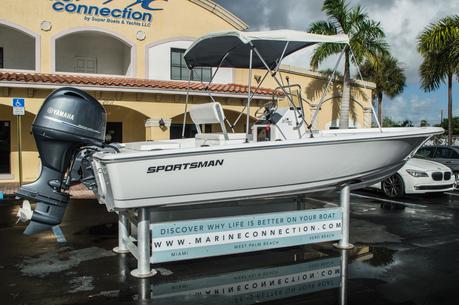 Thumbnail 7 for New 2016 Sportsman 20 Island Bay boat for sale in West Palm Beach, FL
