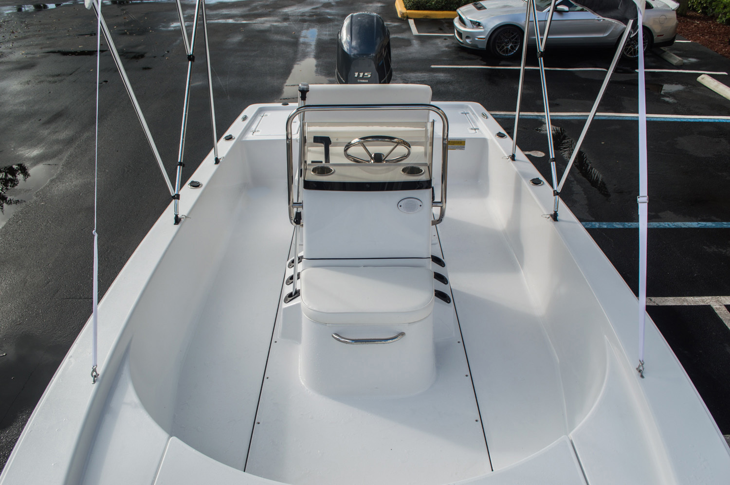 Thumbnail 14 for New 2016 Sportsman 20 Island Bay boat for sale in West Palm Beach, FL