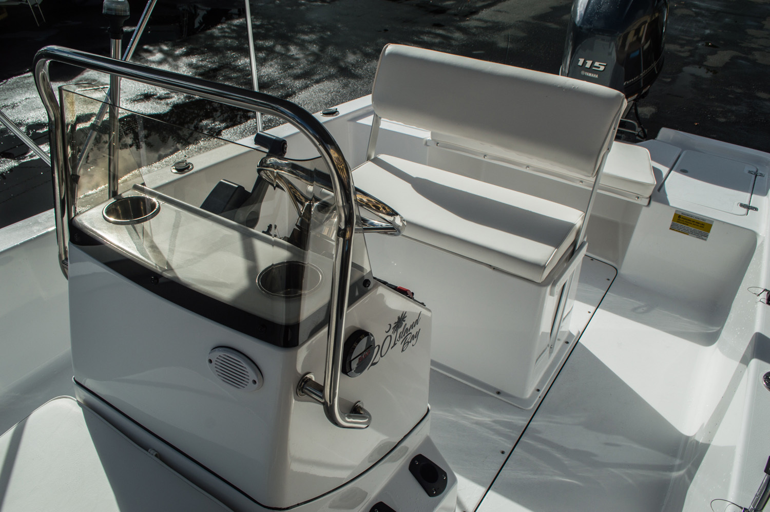 Thumbnail 18 for New 2016 Sportsman 20 Island Bay boat for sale in West Palm Beach, FL