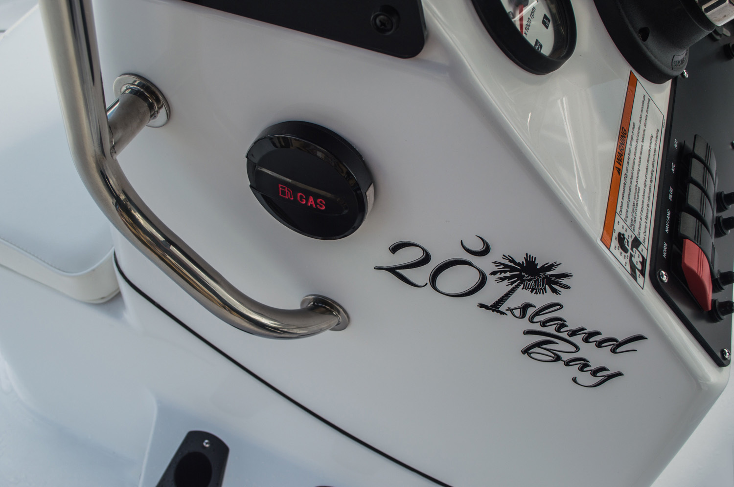 Thumbnail 20 for New 2016 Sportsman 20 Island Bay boat for sale in West Palm Beach, FL