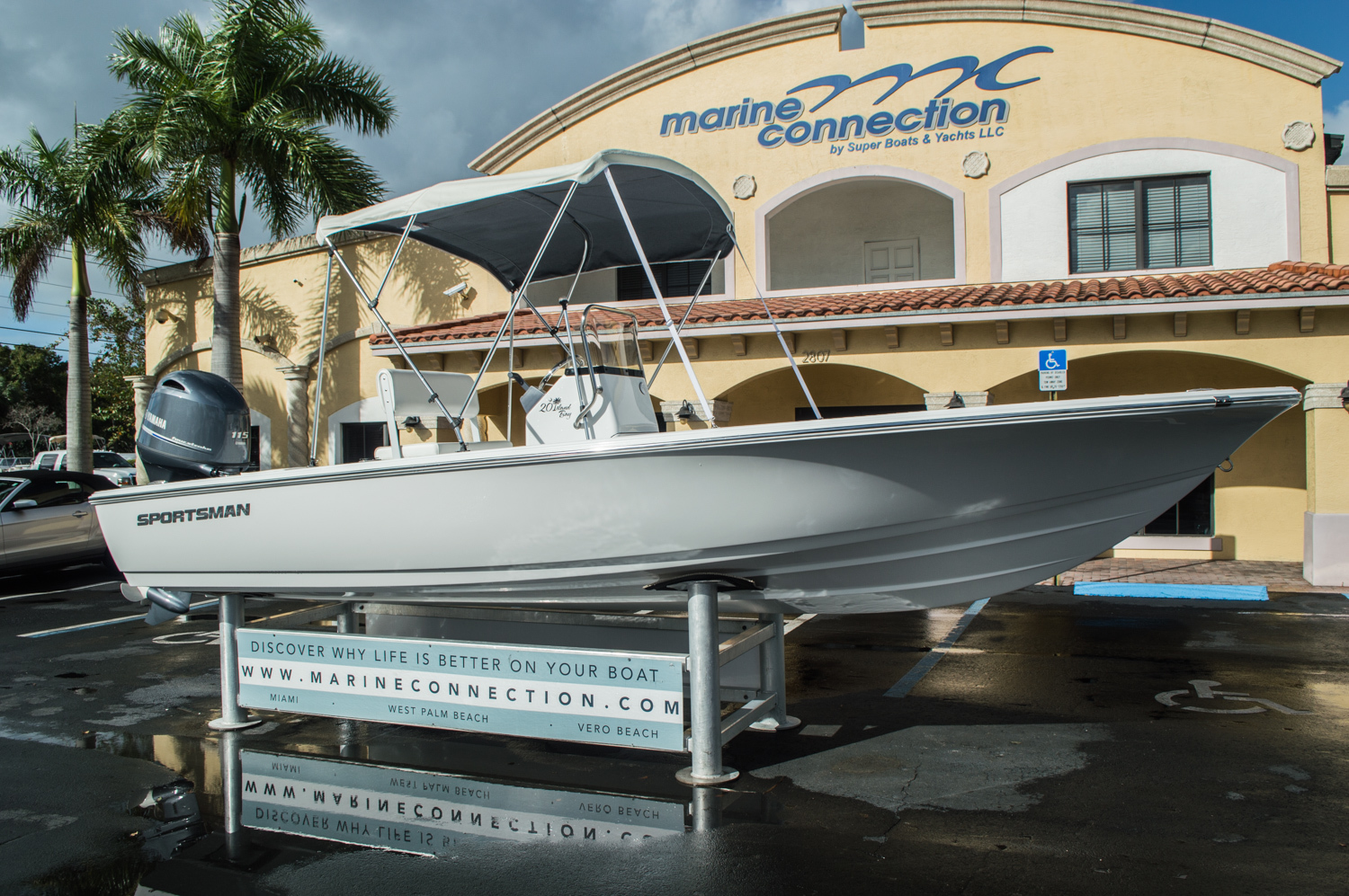 Thumbnail 1 for New 2016 Sportsman 20 Island Bay boat for sale in West Palm Beach, FL