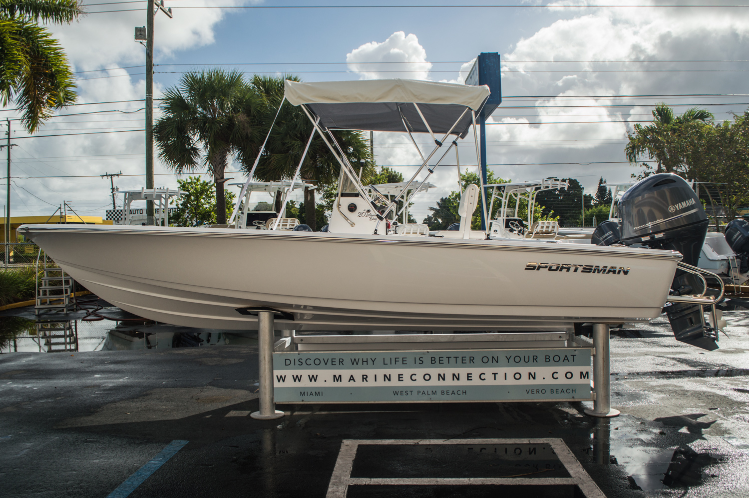 Thumbnail 4 for New 2016 Sportsman 20 Island Bay boat for sale in West Palm Beach, FL