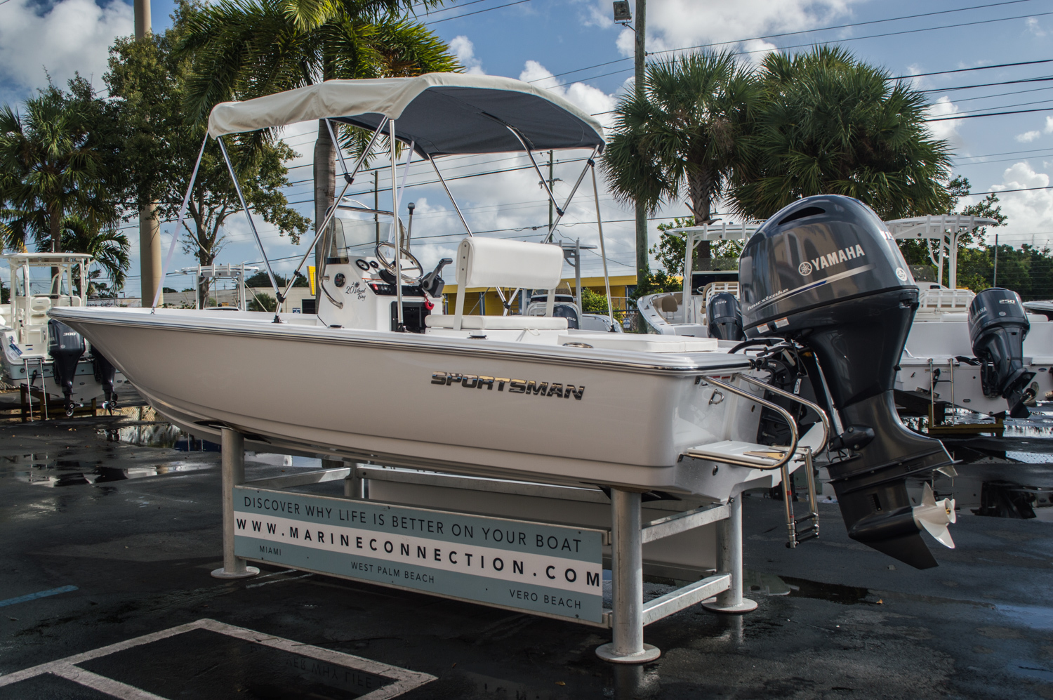 Thumbnail 5 for New 2016 Sportsman 20 Island Bay boat for sale in West Palm Beach, FL