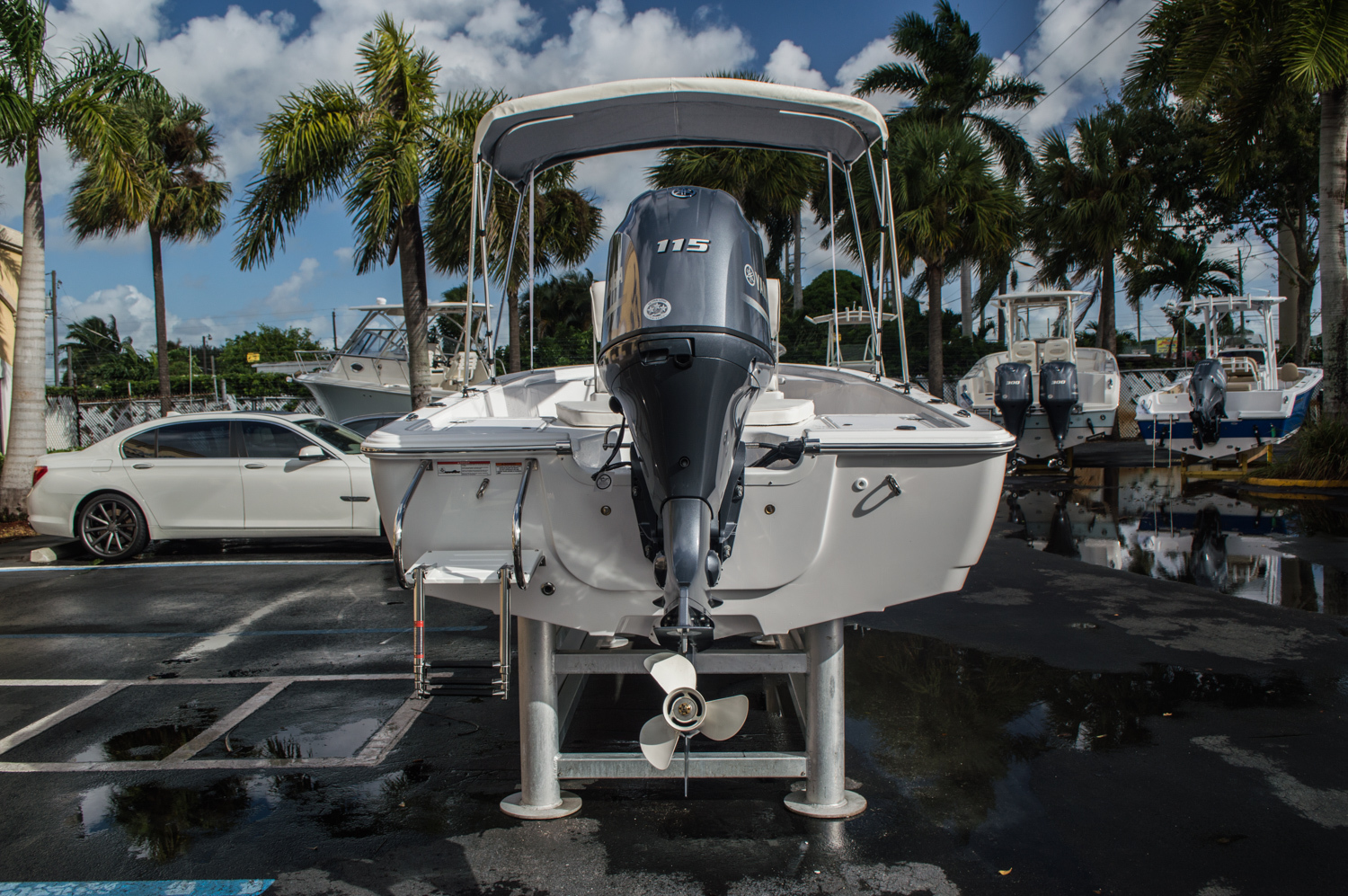 Thumbnail 6 for New 2016 Sportsman 20 Island Bay boat for sale in West Palm Beach, FL