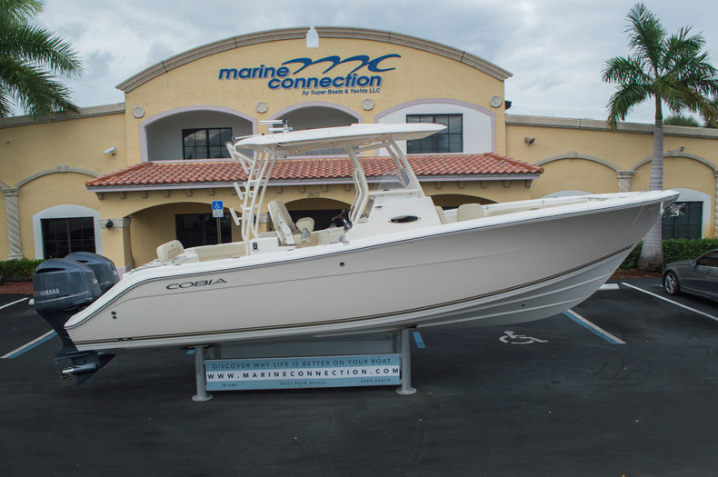 New 2016 Cobia 296 Center Console boat for sale in Vero Beach, FL