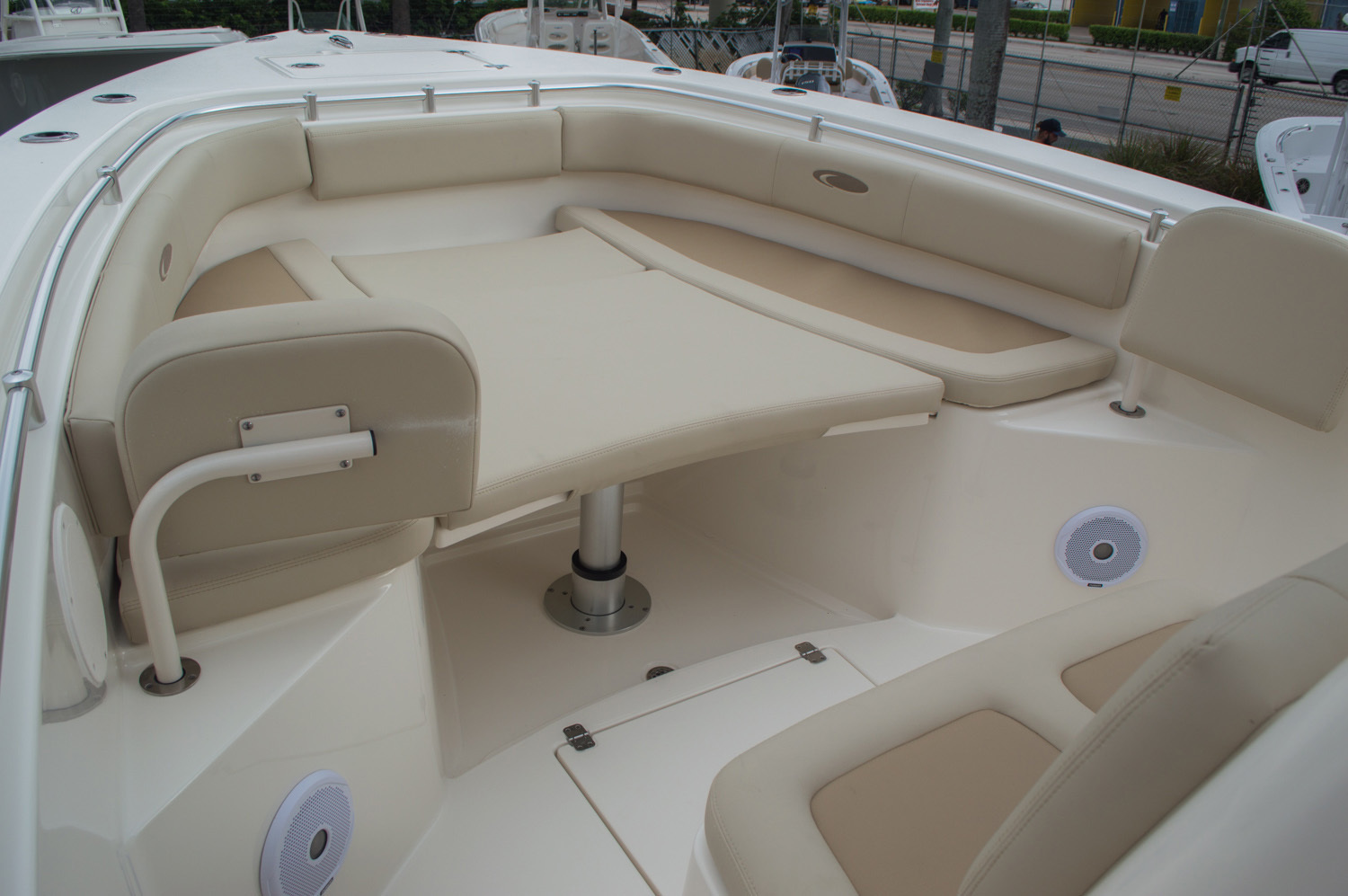 Thumbnail 15 for New 2016 Cobia 296 Center Console boat for sale in Vero Beach, FL