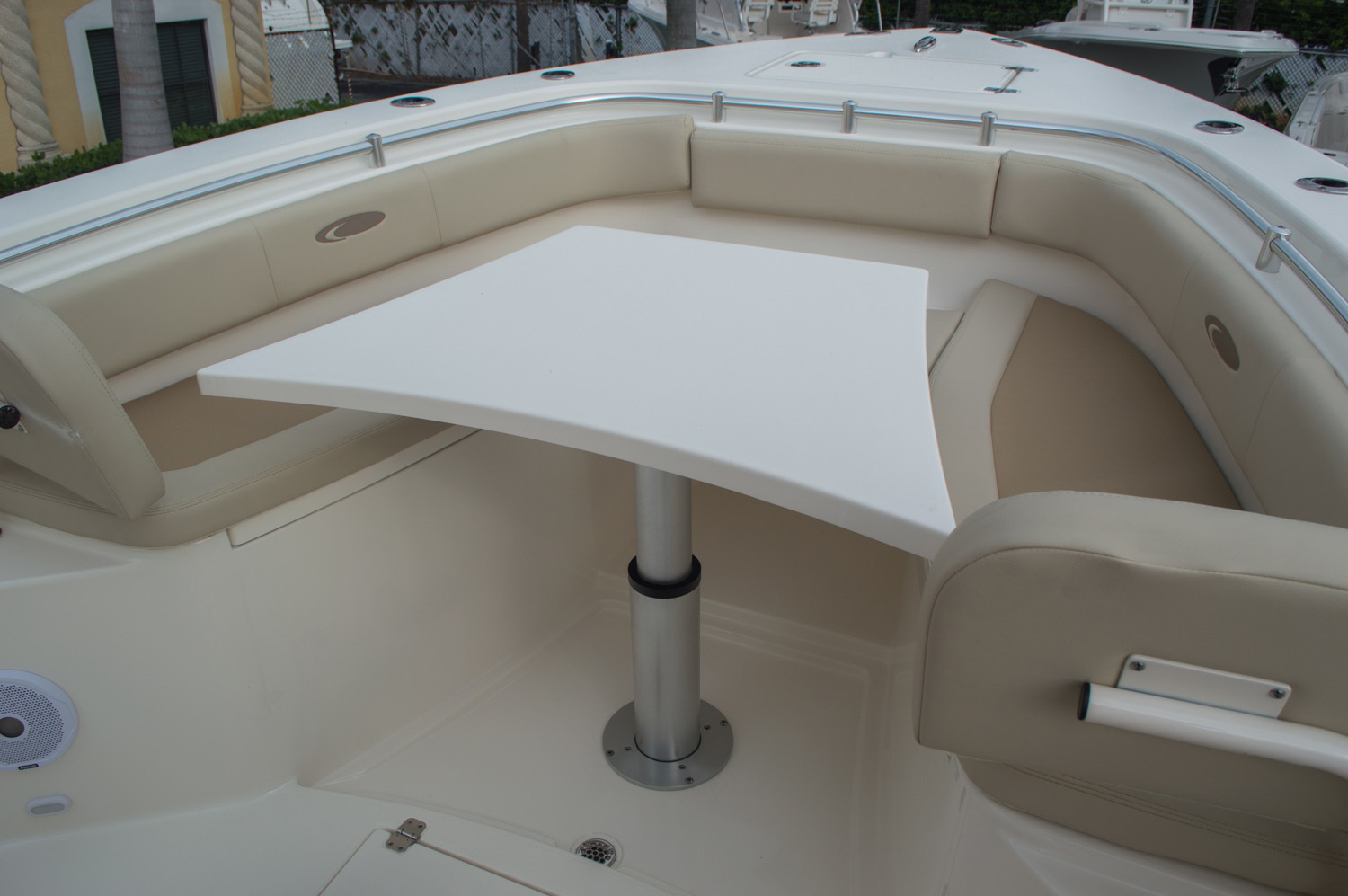 Thumbnail 17 for New 2016 Cobia 296 Center Console boat for sale in Vero Beach, FL