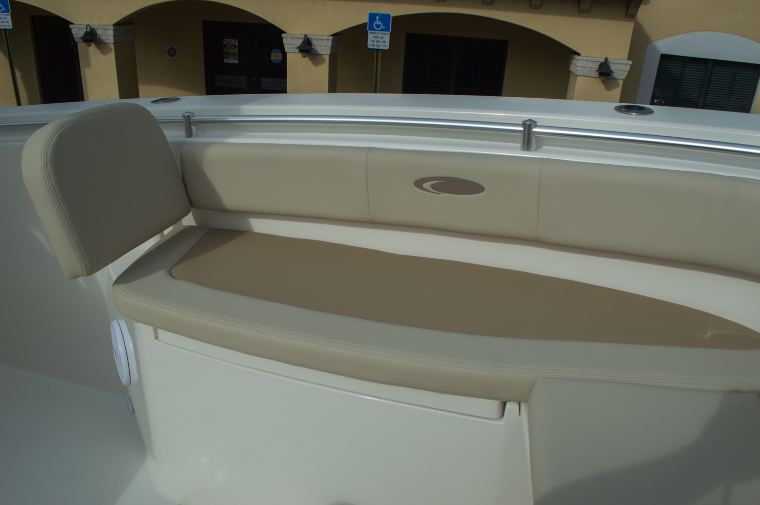 Thumbnail 20 for New 2016 Cobia 296 Center Console boat for sale in Vero Beach, FL
