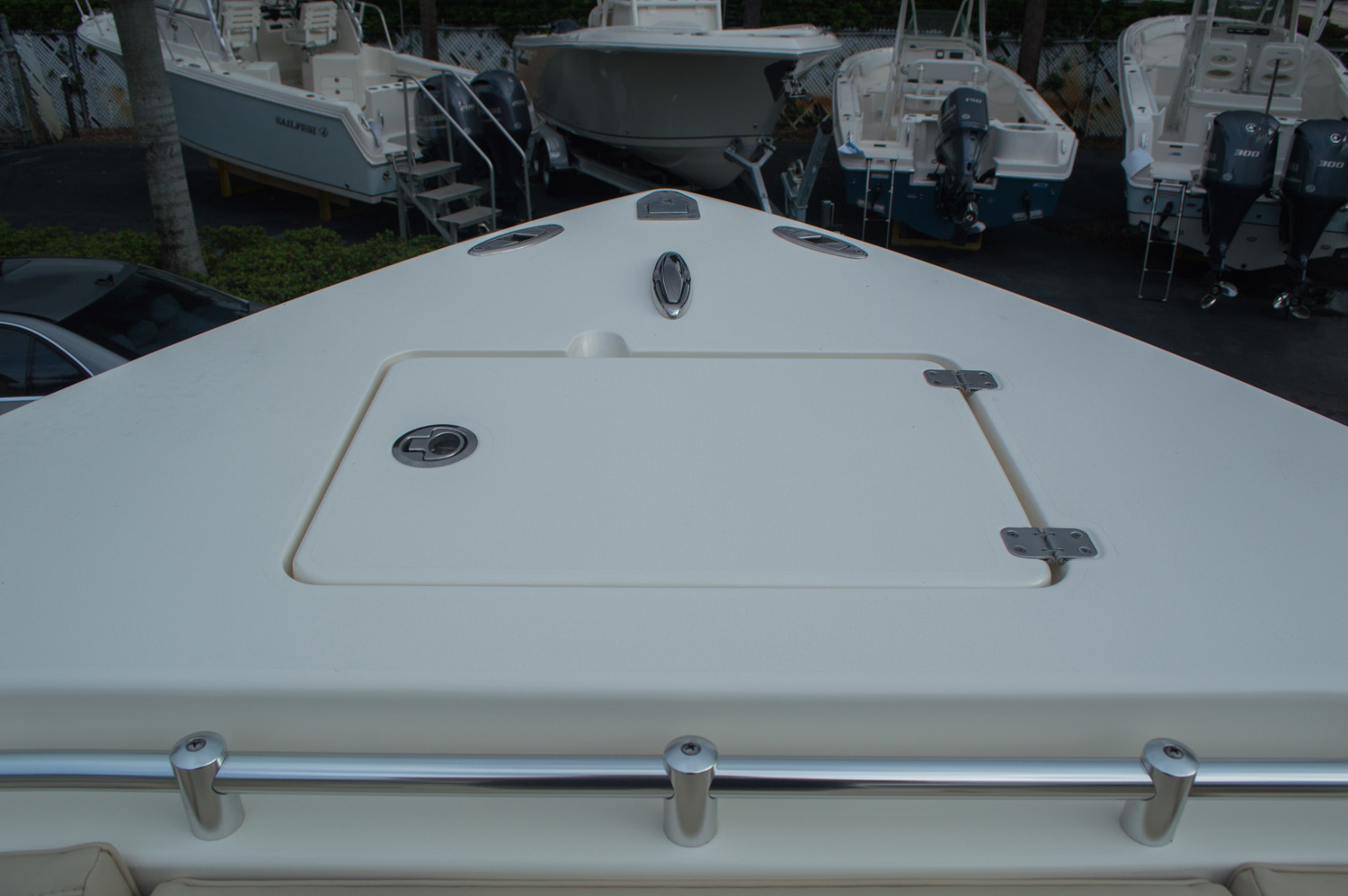 Thumbnail 24 for New 2016 Cobia 296 Center Console boat for sale in Vero Beach, FL
