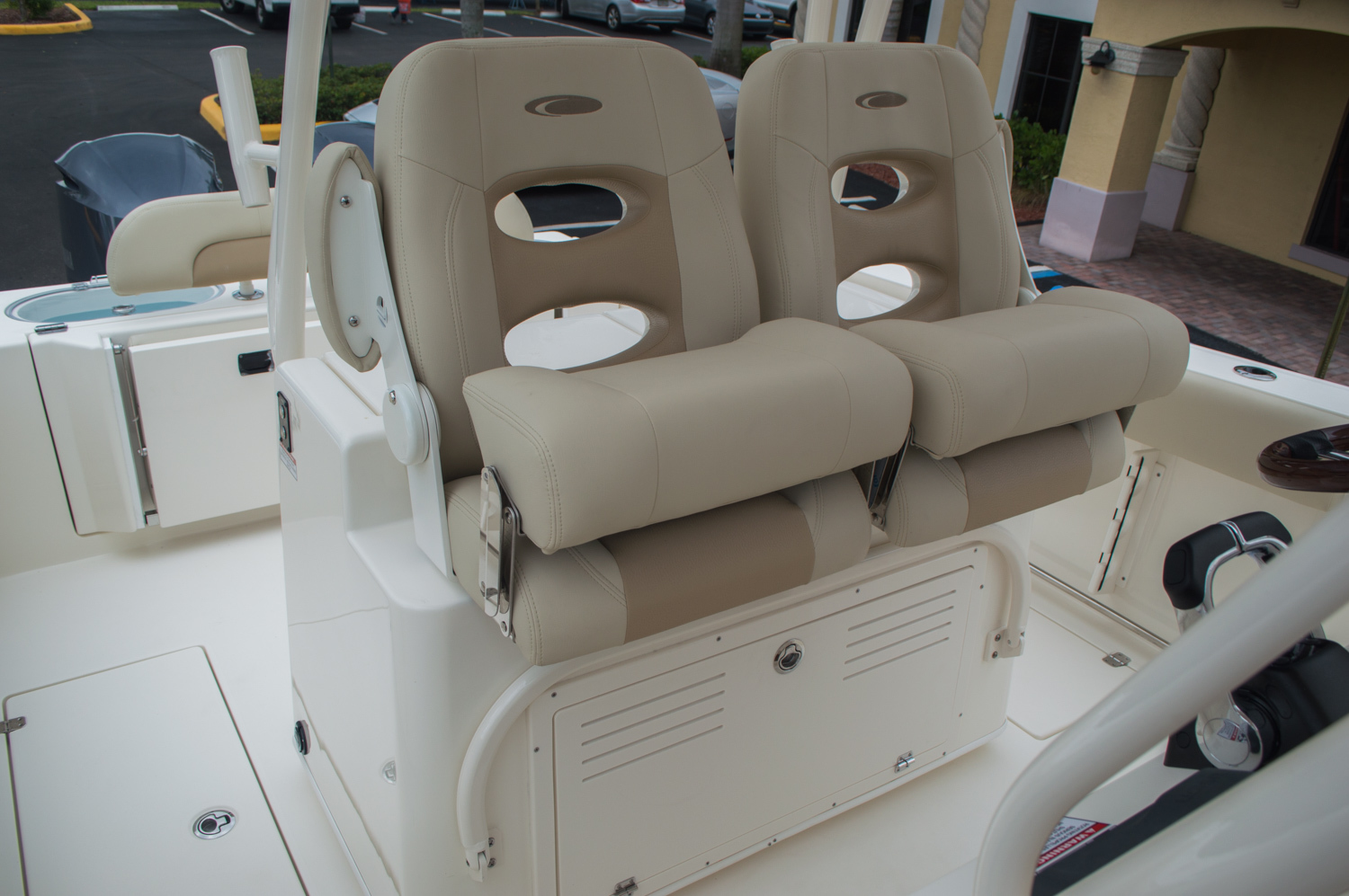 Thumbnail 39 for New 2016 Cobia 296 Center Console boat for sale in Vero Beach, FL