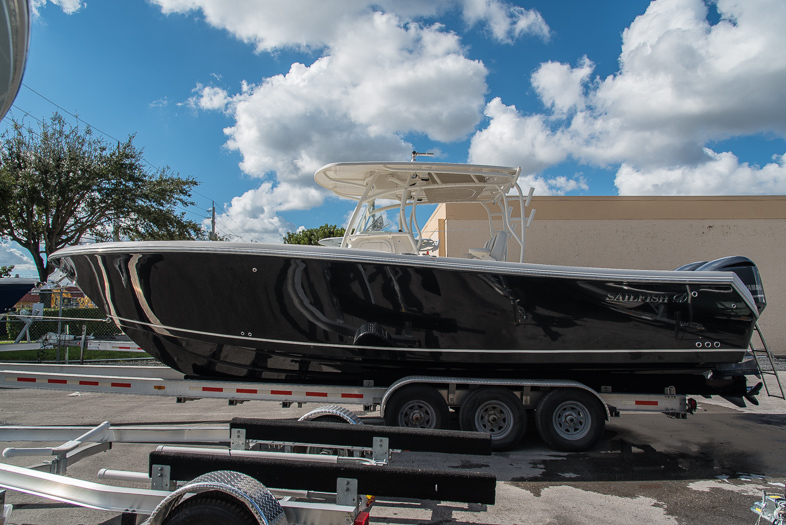 New 2016 Sailfish 320 CC Center Console boat for sale in West Palm Beach, FL