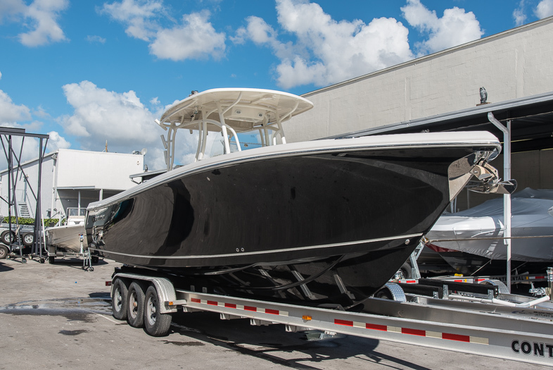 Thumbnail 6 for New 2016 Sailfish 320 CC Center Console boat for sale in West Palm Beach, FL