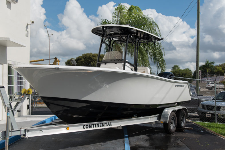 New 2016 Sportsman Open 232 XTREME Center Console boat for sale in West Palm Beach, FL