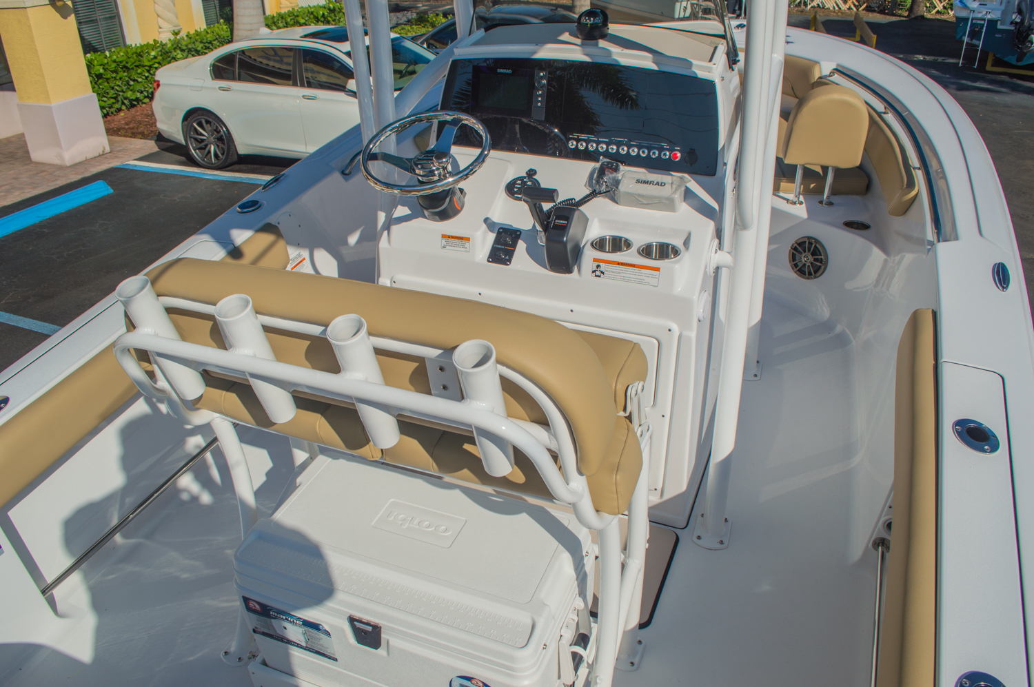 Thumbnail 18 for New 2016 Sportsman Open 212 Center Console boat for sale in West Palm Beach, FL