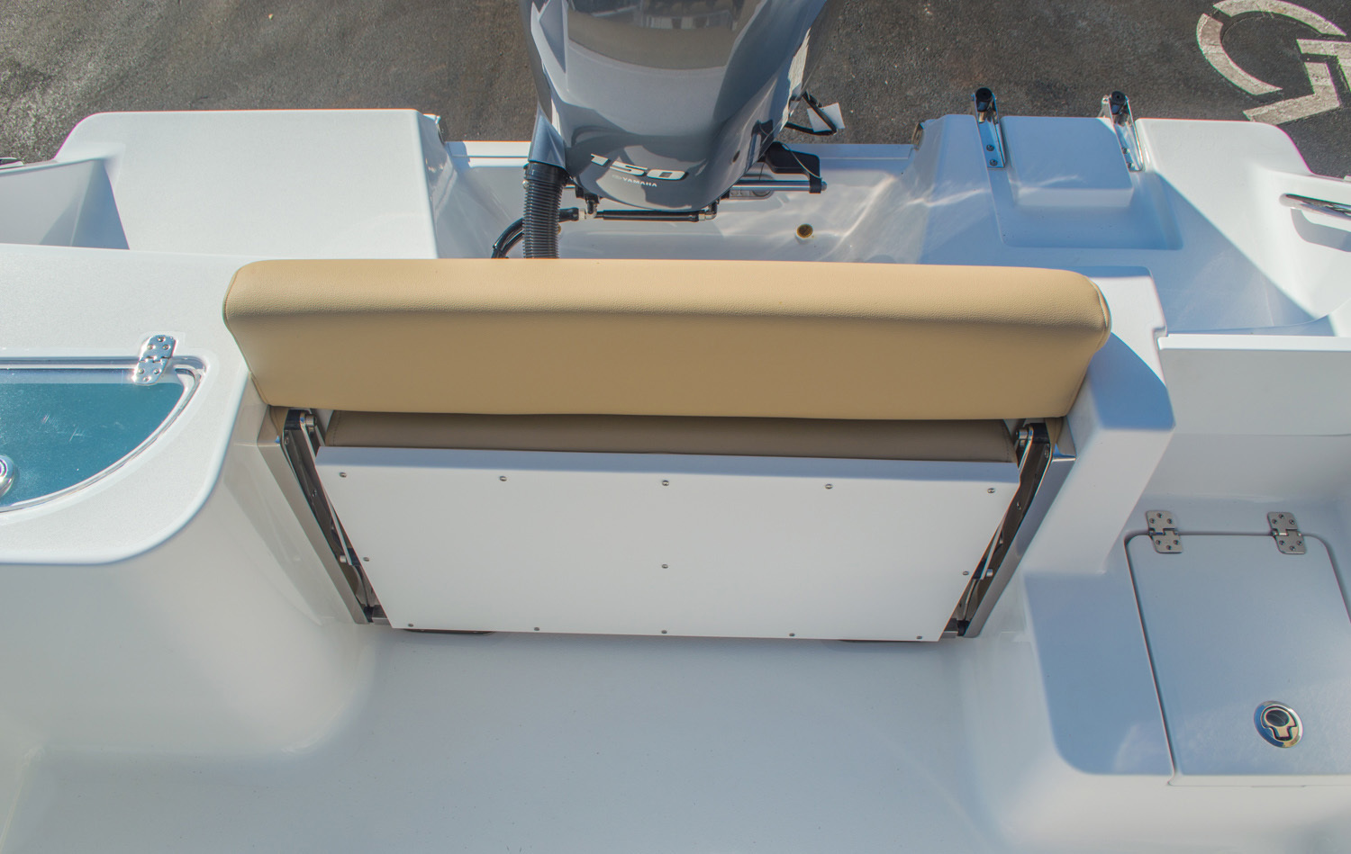 Thumbnail 22 for New 2016 Sportsman Open 212 Center Console boat for sale in West Palm Beach, FL