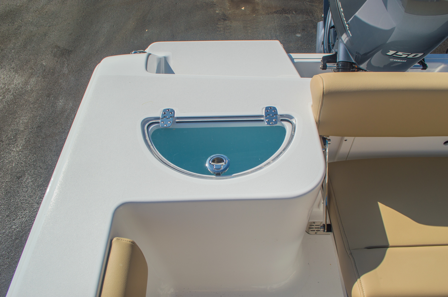 Thumbnail 24 for New 2016 Sportsman Open 212 Center Console boat for sale in West Palm Beach, FL