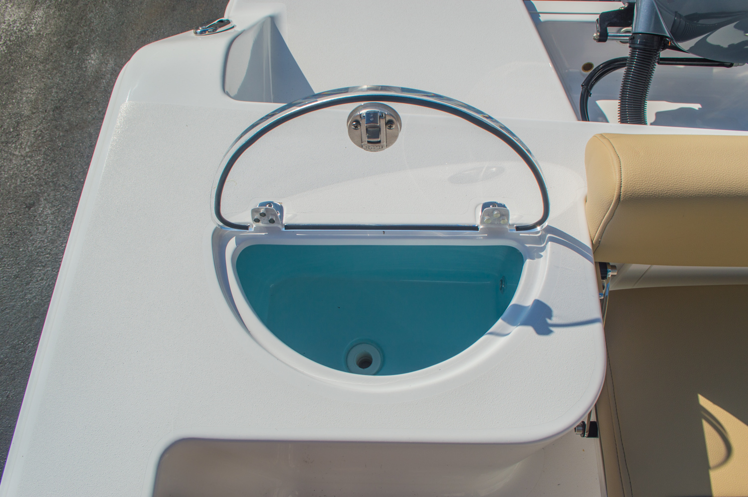 Thumbnail 25 for New 2016 Sportsman Open 212 Center Console boat for sale in West Palm Beach, FL