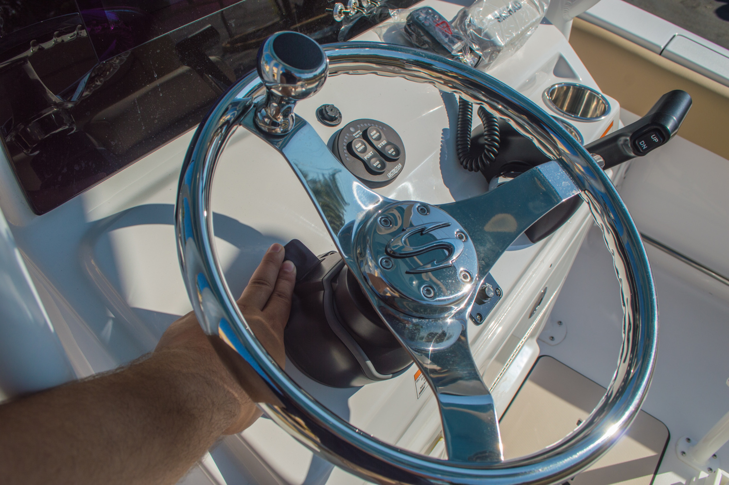 Thumbnail 34 for New 2016 Sportsman Open 212 Center Console boat for sale in West Palm Beach, FL