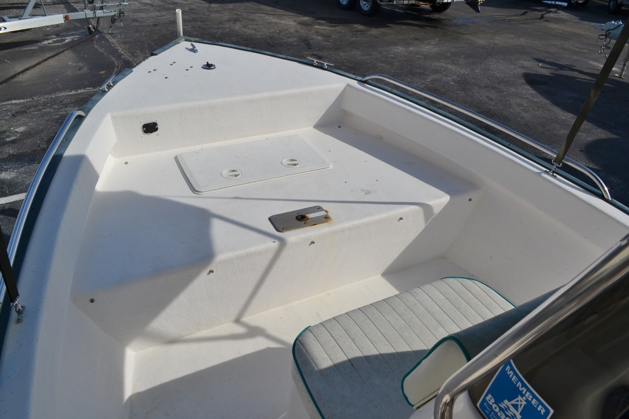 Thumbnail 11 for Used 2004 Key Largo 160 cc boat for sale in Vero Beach, FL