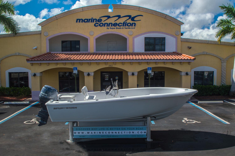 New 2016 Sportsman 19 Island Reef boat for sale in West Palm Beach, FL