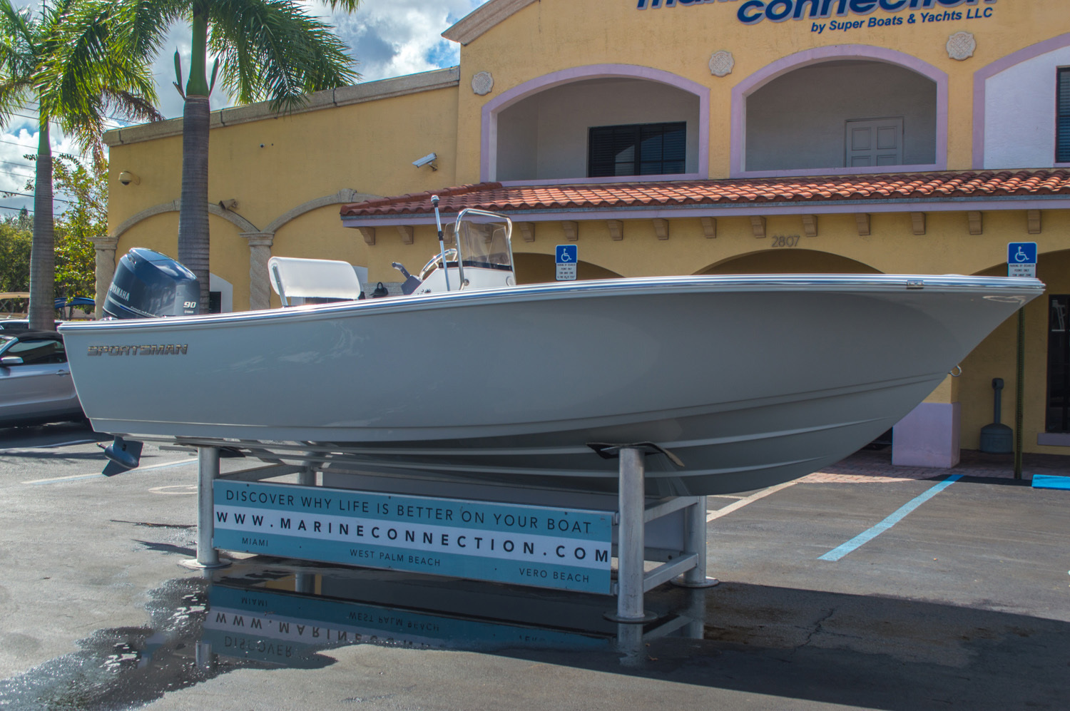 Thumbnail 1 for New 2016 Sportsman 19 Island Reef boat for sale in West Palm Beach, FL