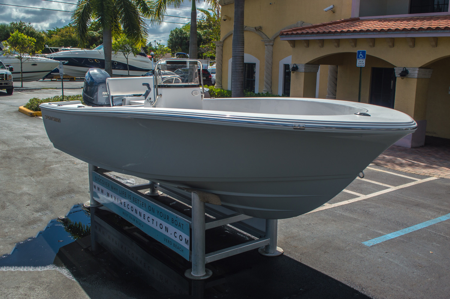 Thumbnail 10 for New 2016 Sportsman 19 Island Reef boat for sale in West Palm Beach, FL