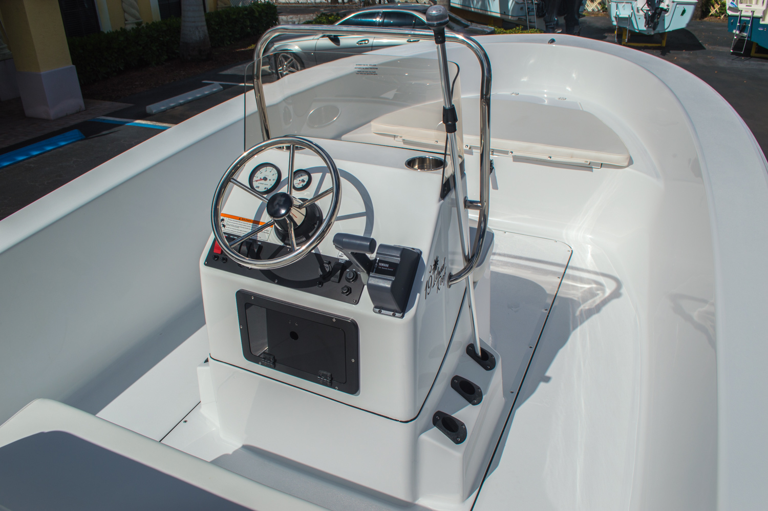 Thumbnail 18 for New 2016 Sportsman 19 Island Reef boat for sale in West Palm Beach, FL