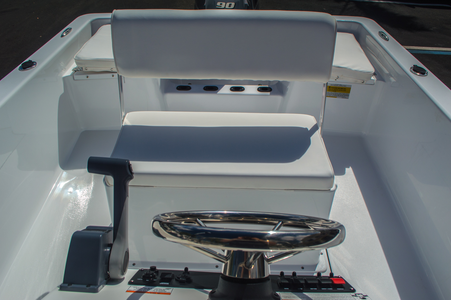 Thumbnail 30 for New 2016 Sportsman 19 Island Reef boat for sale in West Palm Beach, FL