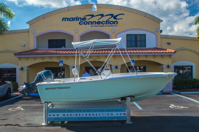 New 2016 Sportsman 17 Island Reef boat for sale in West Palm Beach, FL