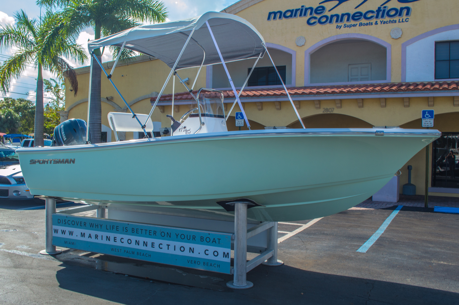 Thumbnail 1 for New 2016 Sportsman 17 Island Reef boat for sale in West Palm Beach, FL