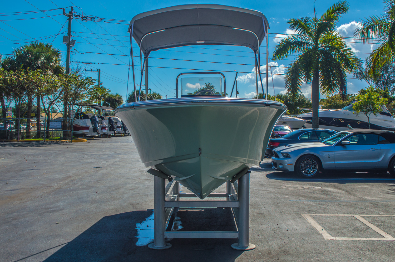 Thumbnail 2 for New 2016 Sportsman 17 Island Reef boat for sale in West Palm Beach, FL