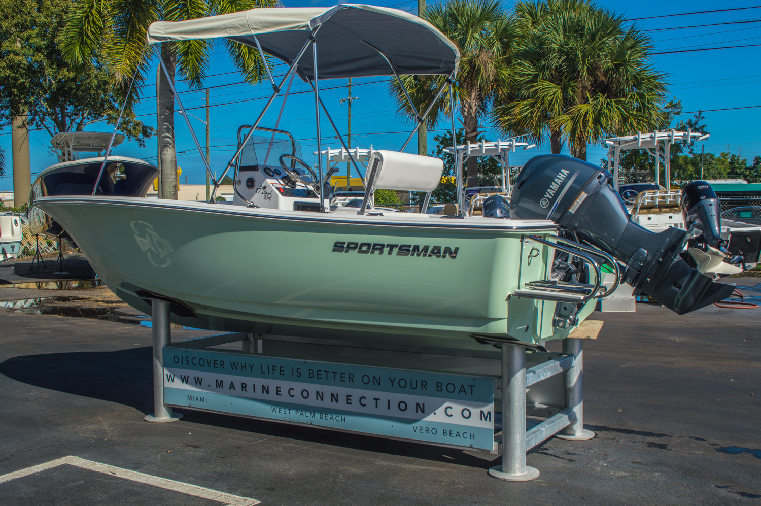 Thumbnail 5 for New 2016 Sportsman 17 Island Reef boat for sale in West Palm Beach, FL
