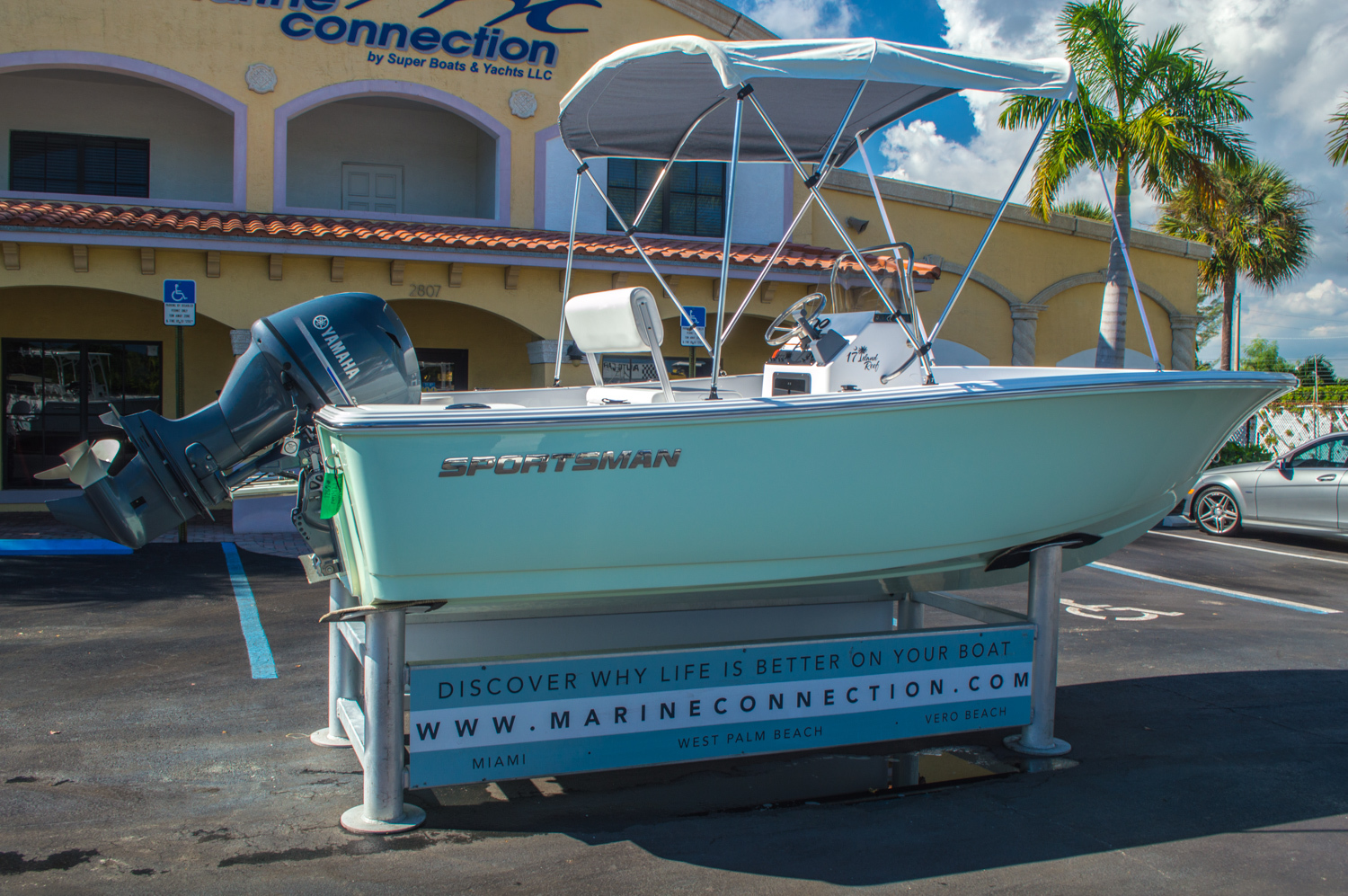 Thumbnail 7 for New 2016 Sportsman 17 Island Reef boat for sale in West Palm Beach, FL