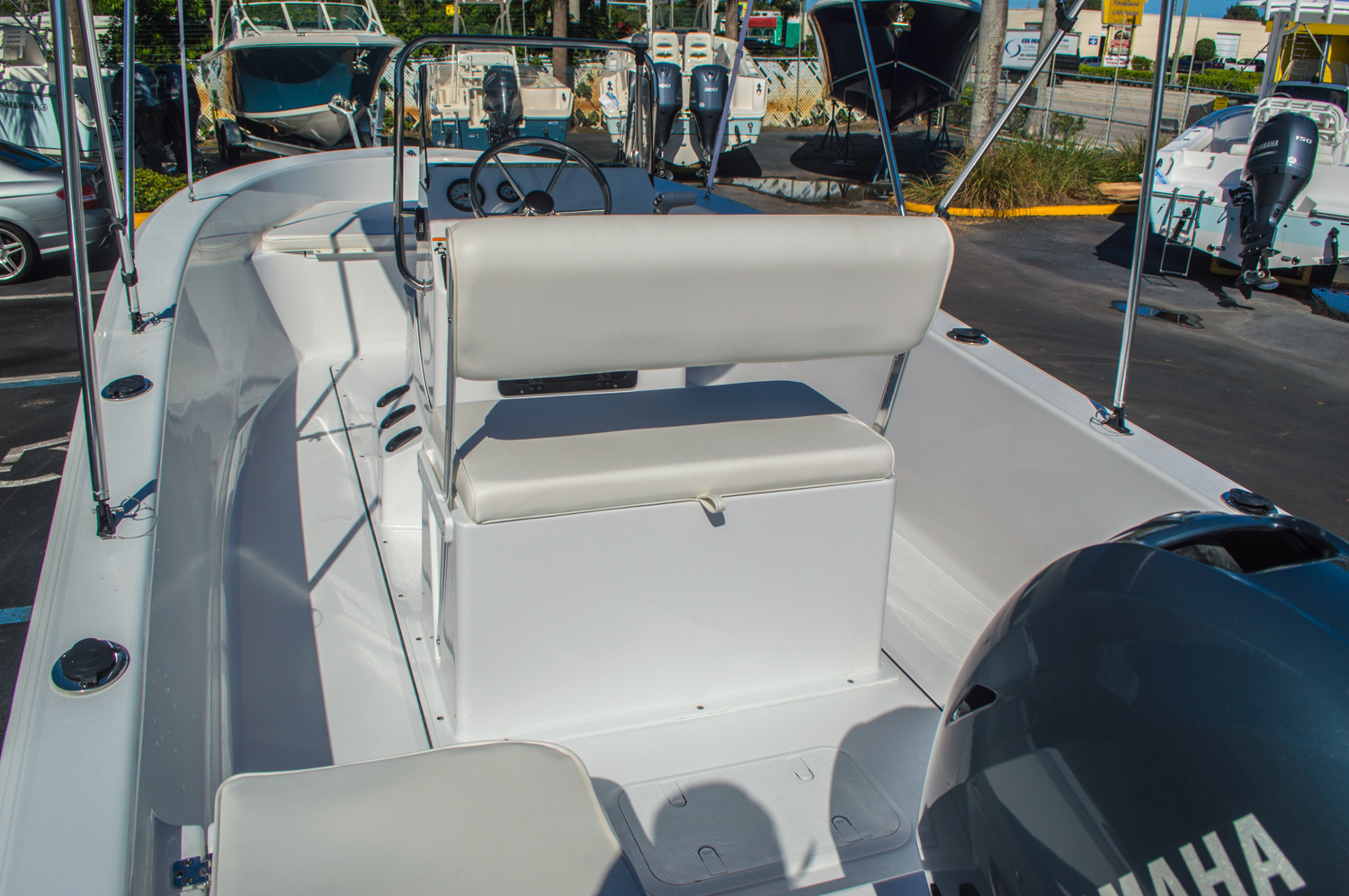 Thumbnail 11 for New 2016 Sportsman 17 Island Reef boat for sale in West Palm Beach, FL