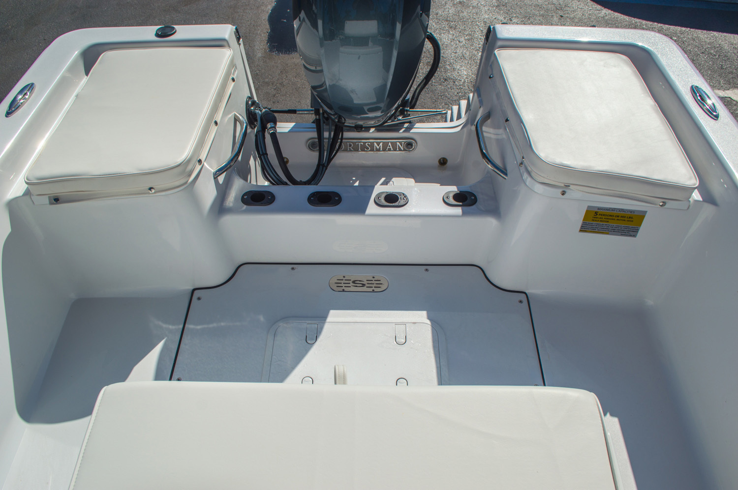 Thumbnail 12 for New 2016 Sportsman 17 Island Reef boat for sale in West Palm Beach, FL