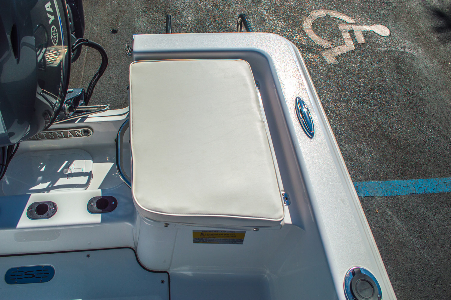 Thumbnail 15 for New 2016 Sportsman 17 Island Reef boat for sale in West Palm Beach, FL