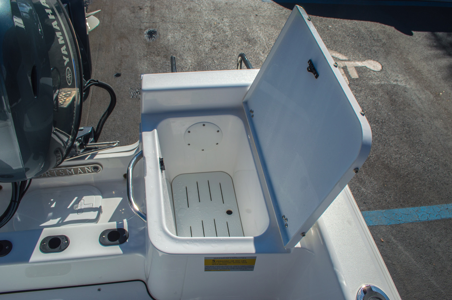 Thumbnail 16 for New 2016 Sportsman 17 Island Reef boat for sale in West Palm Beach, FL