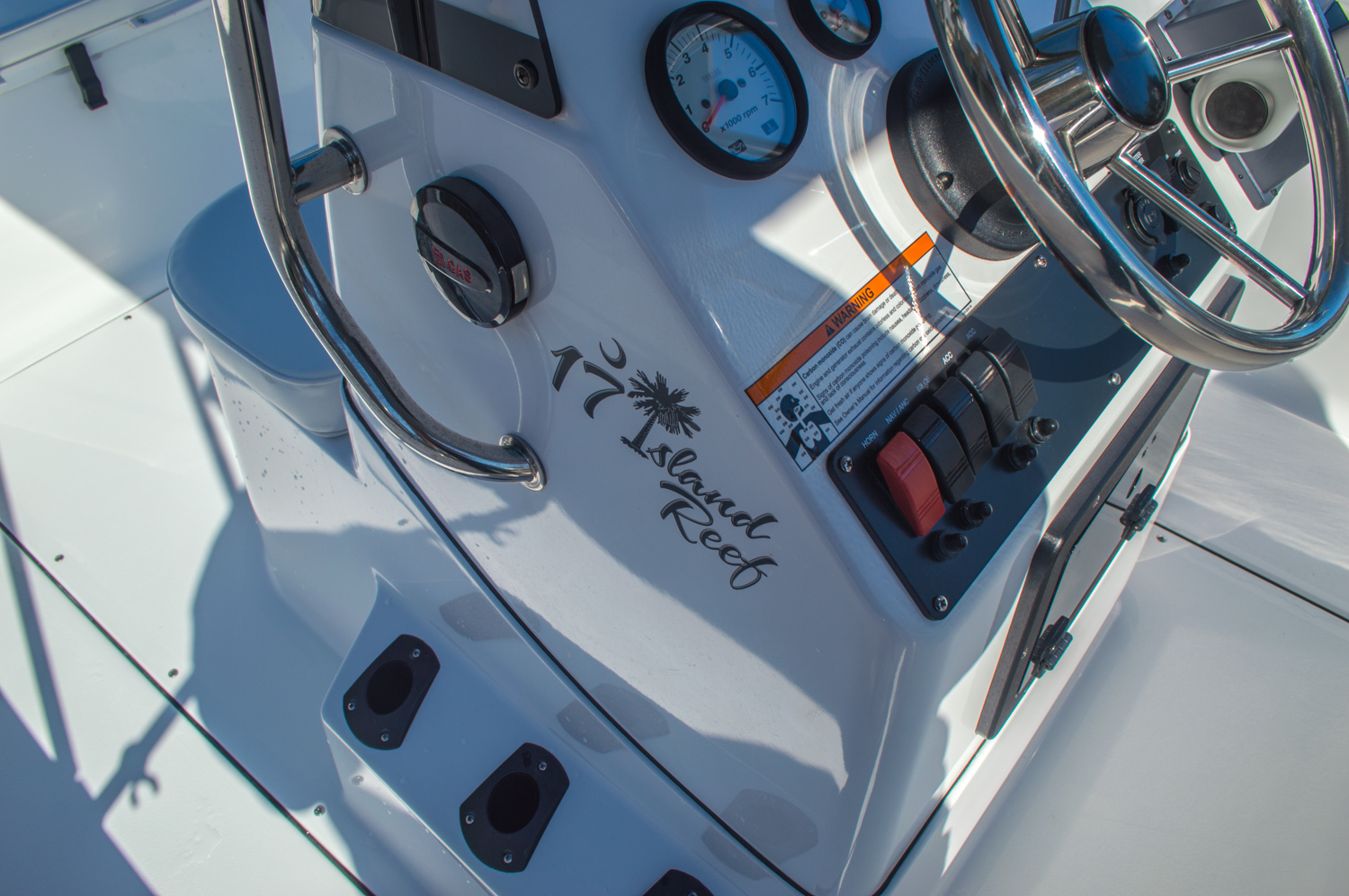 Thumbnail 25 for New 2016 Sportsman 17 Island Reef boat for sale in West Palm Beach, FL