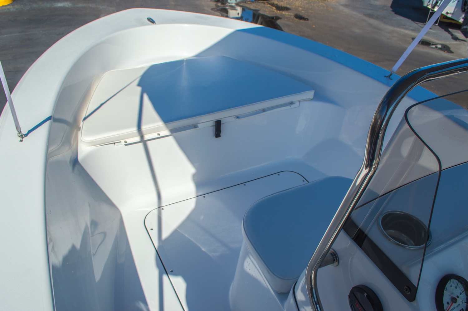 Thumbnail 28 for New 2016 Sportsman 17 Island Reef boat for sale in West Palm Beach, FL