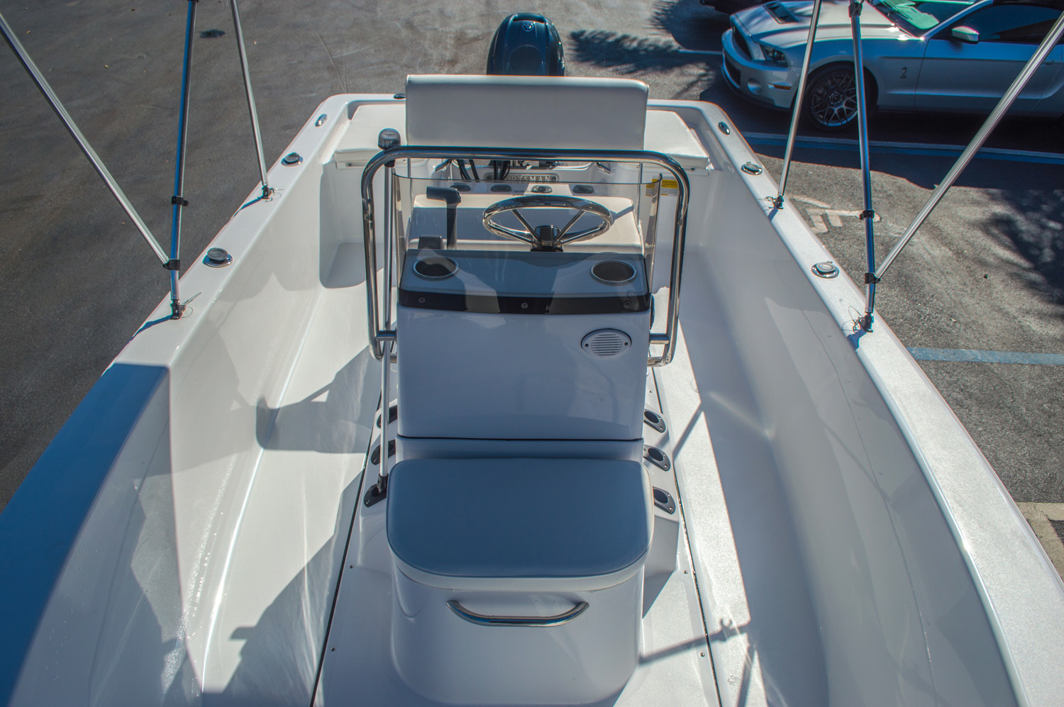 Thumbnail 33 for New 2016 Sportsman 17 Island Reef boat for sale in West Palm Beach, FL