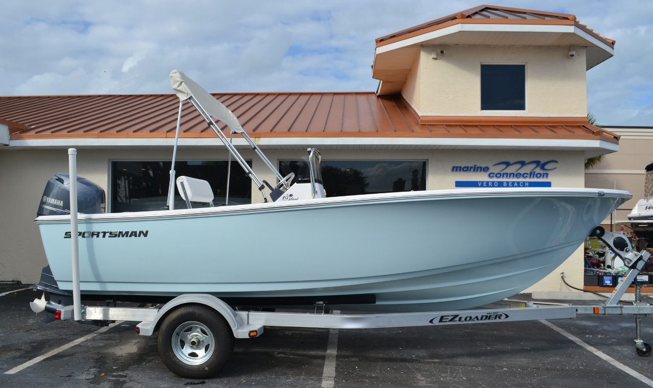 Thumbnail 19 for New 2016 Sportsman 19 Island Reef boat for sale in Miami, FL