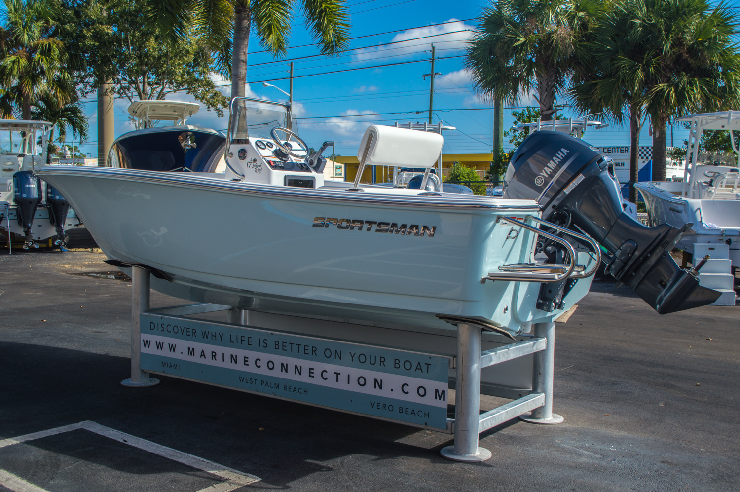 Thumbnail 6 for New 2016 Sportsman 17 Island Reef boat for sale in Vero Beach, FL