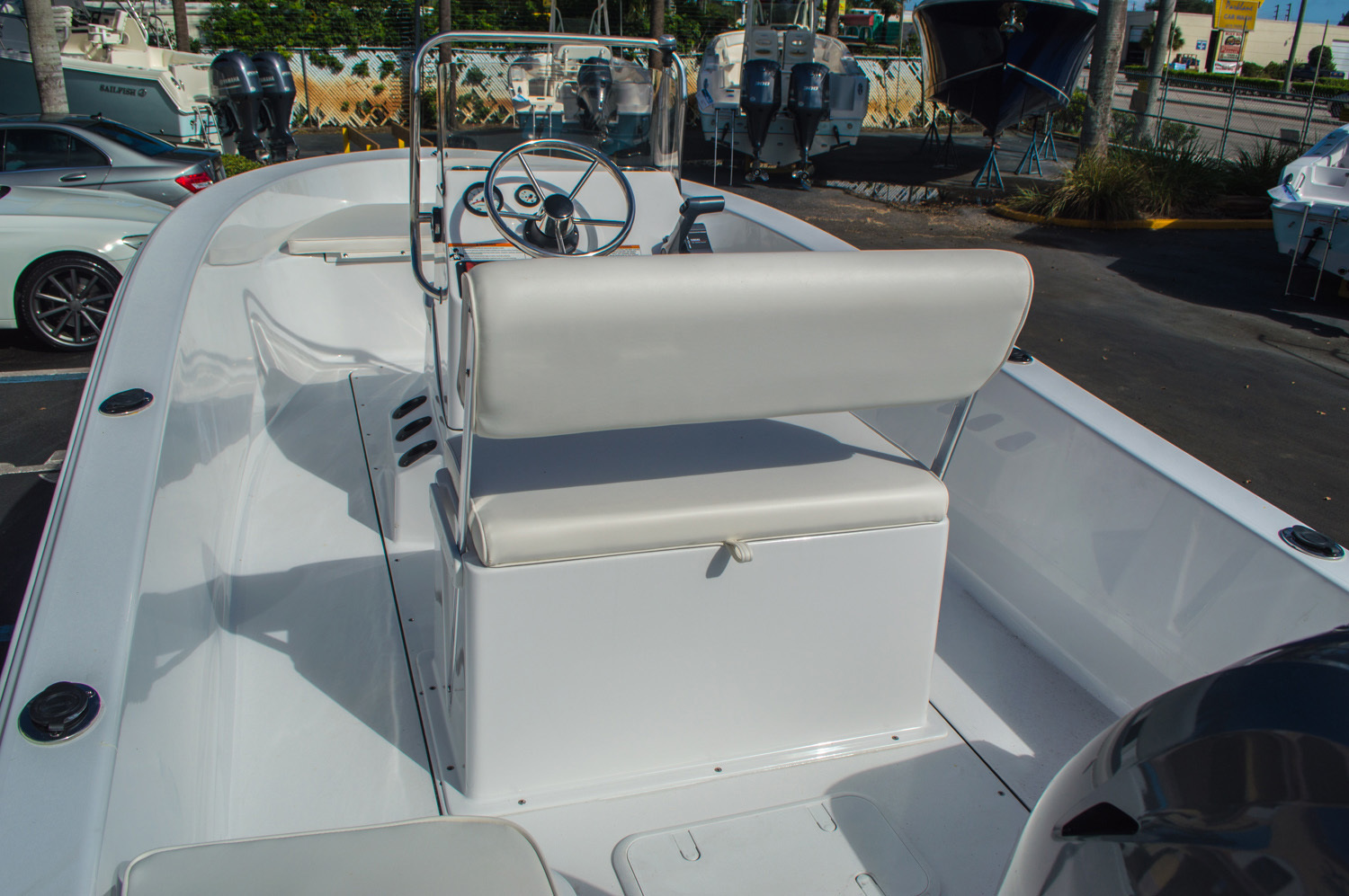 Thumbnail 8 for New 2016 Sportsman 17 Island Reef boat for sale in Vero Beach, FL