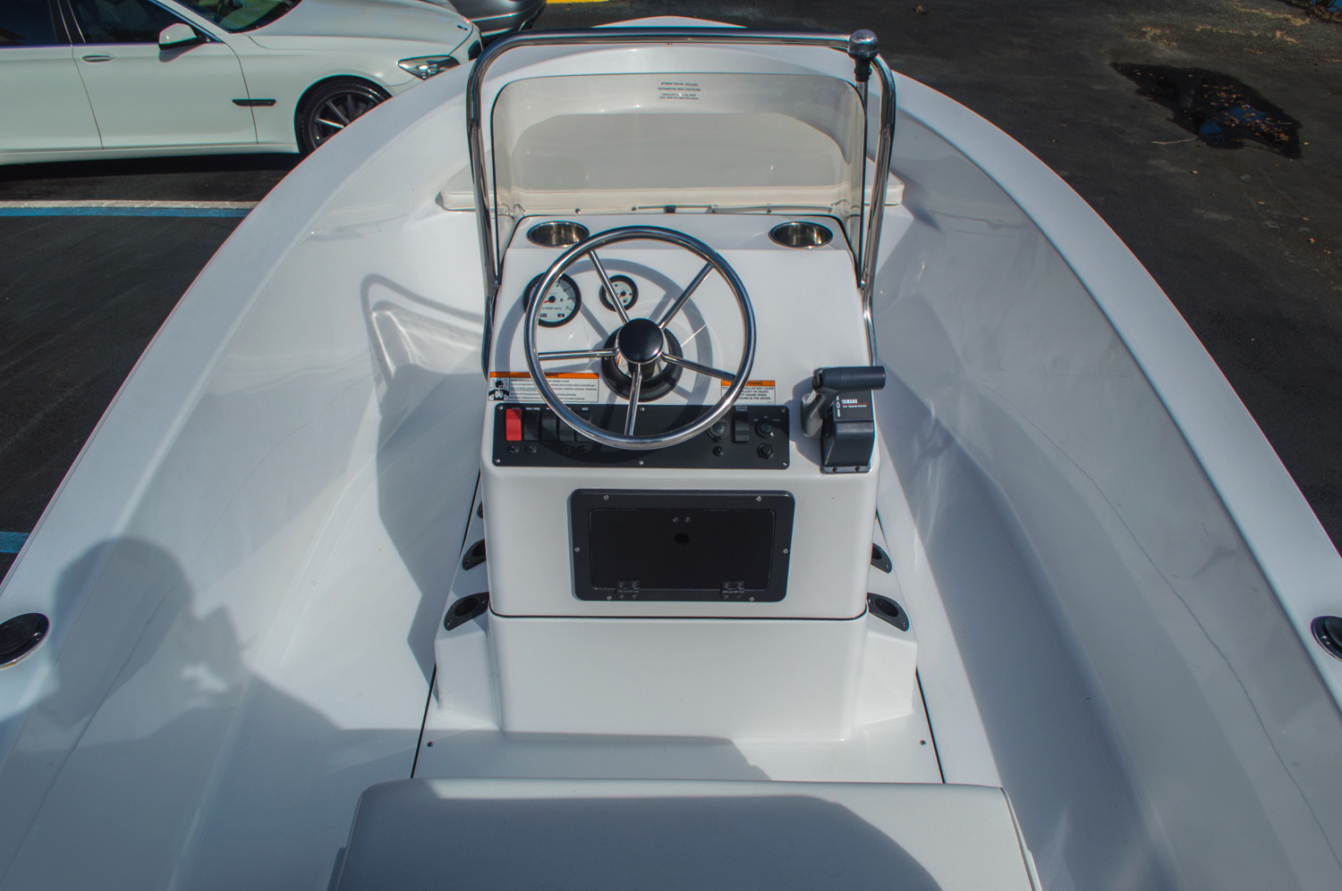 Thumbnail 10 for New 2016 Sportsman 17 Island Reef boat for sale in Vero Beach, FL